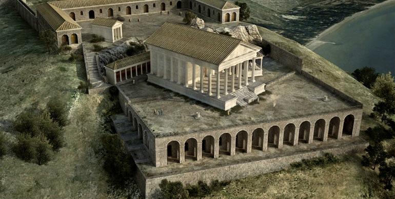 Villa Romana Su Via Appia Roma
