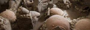 la-ricostruzione-di-una-tomba-al-Museo-Archeologico-di-Lipari